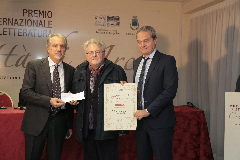 1° class Saggistica Claudio Tugnoli