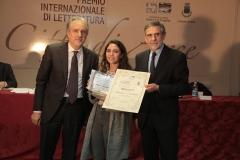 Premio del presidente ad Arianna Camilletti